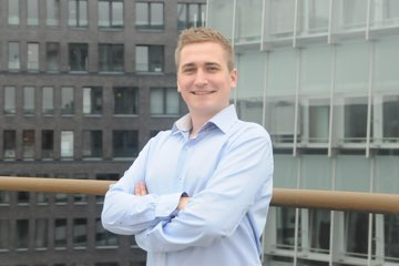 """Maximilian Kramer, Online Marketing Consultant, Hamburg"""